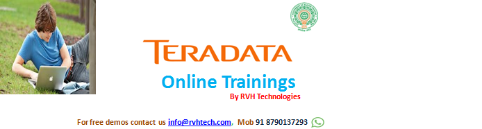 Teradata online training from india/Hyderabad for Less/Low Price ...